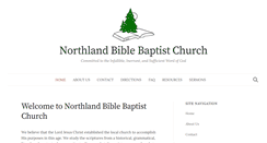 Preview of northlandbible.org